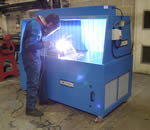 Welding Fume Bench Extractor